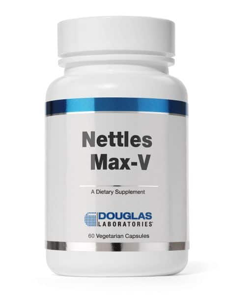 Nettles Max-V 60ct by Douglas Laboratories