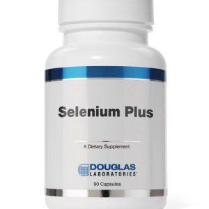 Selenium Plus 90ct by Douglas Laboratories