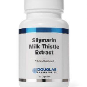Silymarin/Milk Thistle Extract 90ct by Douglas Laboratories