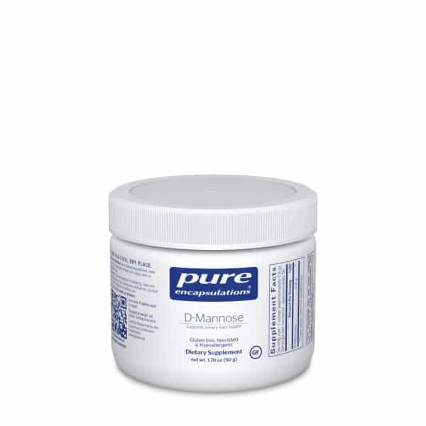 d-Mannose powder 50 g by Pure Encapsulations