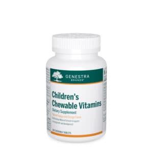 Children's Chewable Vitamins 100ct by Genestra Brands