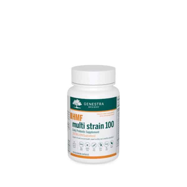 HMF Multi Strain 100 30ct by Genestra Brands