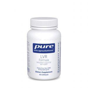 LVR Formula 60ct by Pure Encapsulations