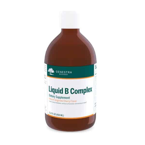 Liquid B Complex 450 ml by Genestra Brands