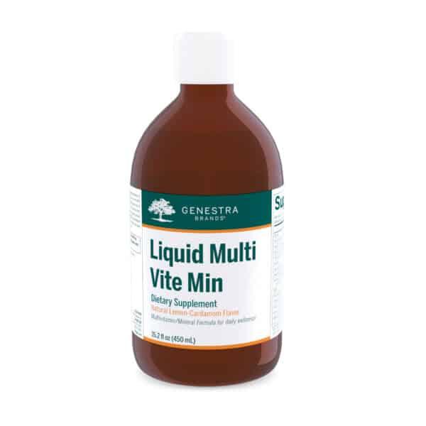 Liquid Multi Vite Min 450 ml by Genestra Brands