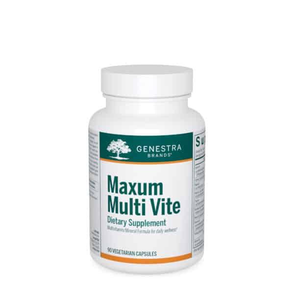 Maxum Multi Vite 90ct by Genestra Brands
