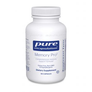 Memory Pro 90ct by Pure Encapsulations