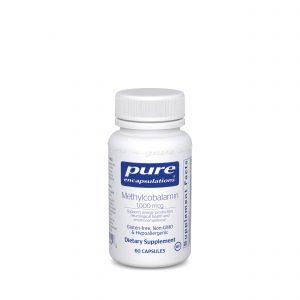Methylcobalamin 60ct by Pure Encapsulations