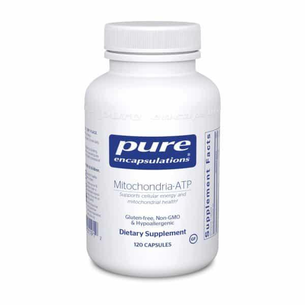 Mitochondria-ATP 120ct by Pure Encapsulations