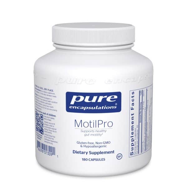 MotilPro 180ct by Pure Encapsulations