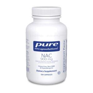 NAC 900 mg 120ct by Pure Encapsulations
