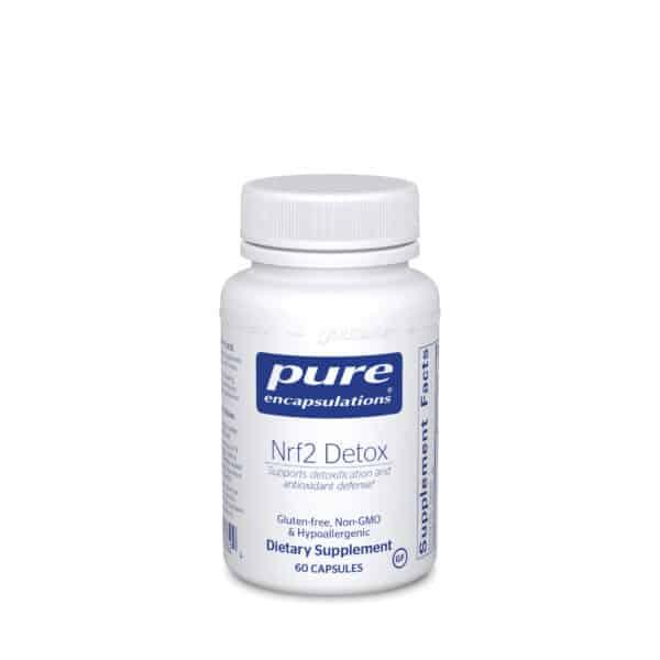 Nrf2 Detox 60ct by Pure Encapsulations