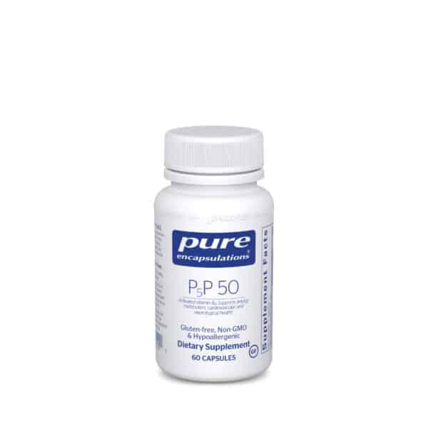 P5P 50 60ct by Pure Encapsulations