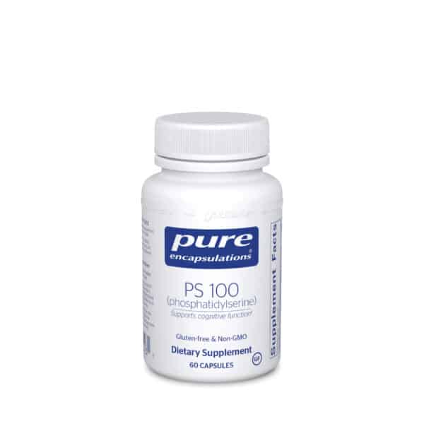 PS 100 60ct by Pure Encapsulations