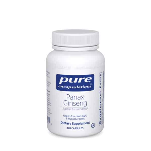 Panax Ginseng 120ct by Pure Encapsulations