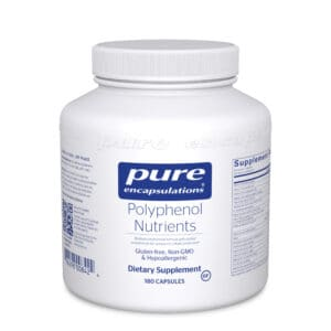 Polyphenol Nutrients 180ct by Pure Encapsulations