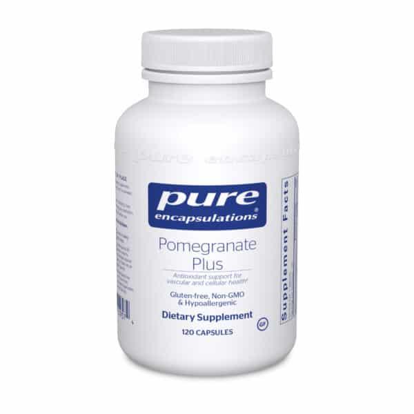Pomegranate Plus 120ct by Pure Encapsulations