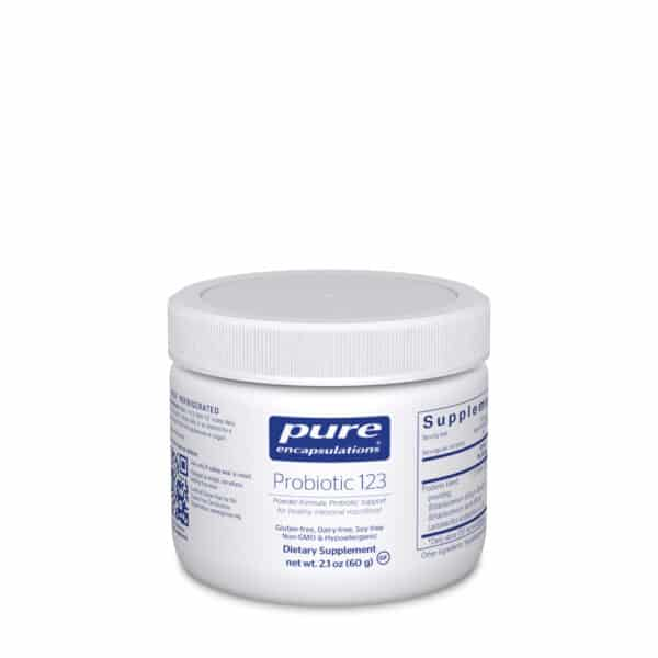 Probiotic 123 60 g by Pure Encapsulations