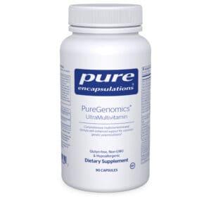 PureGenomics UltraMultivitamin 90ct by Pure Encapsulations