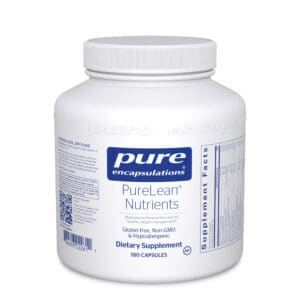 PureLean Nutrients 180ct by Pure Encapsulations