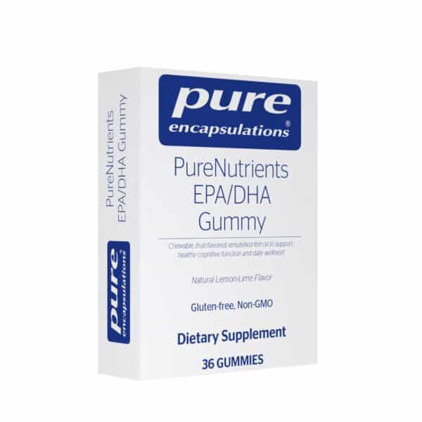 PureNutrients EPA/DHA Gummy 36ct by Pure Encapsulations