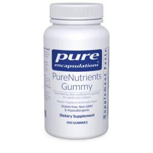 PureNutrients Gummy 100ct by Pure Encapsulations