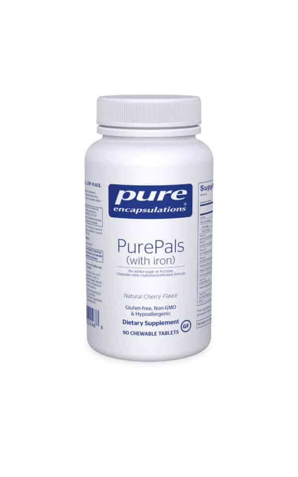 PurePals (with iron) 90ct by Pure Encapsulations