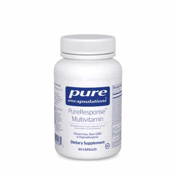 PureResponse Multivitamin 60ct by Pure Encapsulations