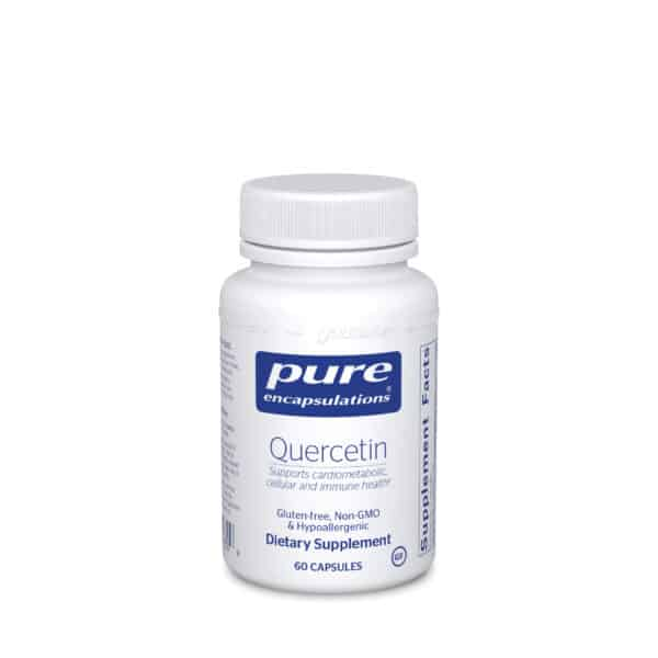 Quercetin 60ct by Pure Encapsulations