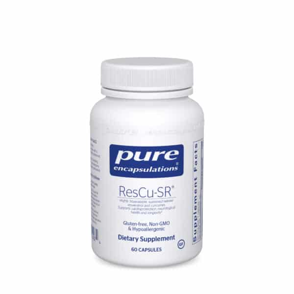 ResCu-SR 60ct by Pure Encapsulations