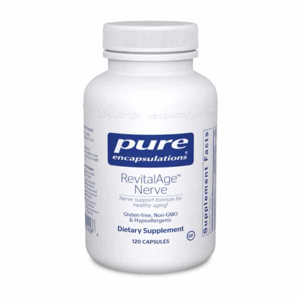 RevitalAge Nerve 120ct by Pure Encapsulations