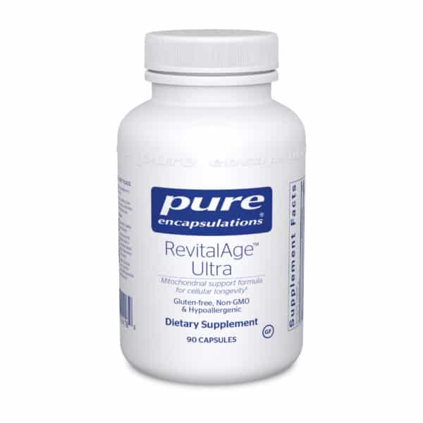 RevitalAge Ultra 90ct by Pure Encapsulations