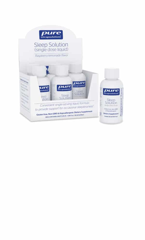 Sleep Solution 6ct by Pure Encapsulations