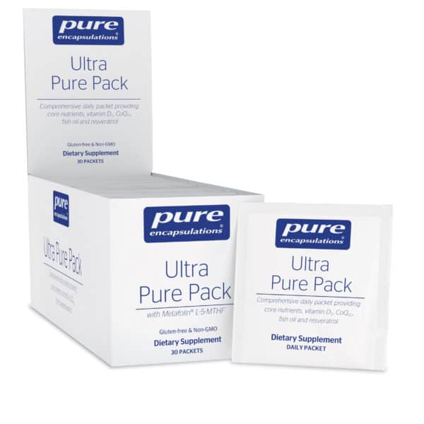 Ultra Pure Pack 30ct by Pure Encapsulations