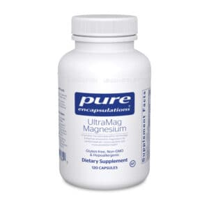 UltraMag Magnesium 120ct by Pure Encapsulations