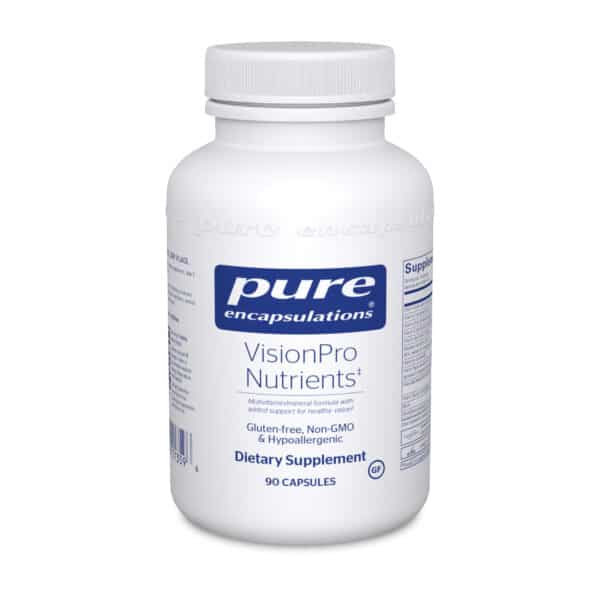 VisionPro Nutrients 90ct by Pure Encapsulations