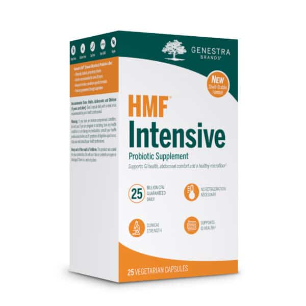HMF Intensive (shelf-stable) 25ct by Genestra Brands
