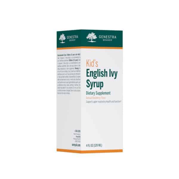 KIds English Ivy Syrup 120 ml by Genestra Brands