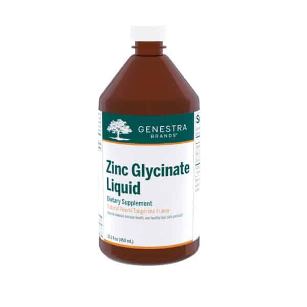 Zinc Glycinate Liquid 15.2 fl oz by Genestra Brands