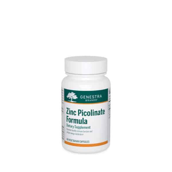 Zinc Picolinate Formula 60ct by Genestra Brands