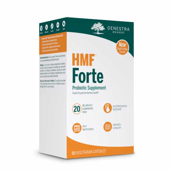 HMF Forte (shelf-stable) 50ct by Genestra Brands