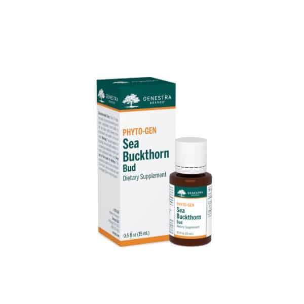 Sea Buckthorn Bud 15 ml by Genestra Brands